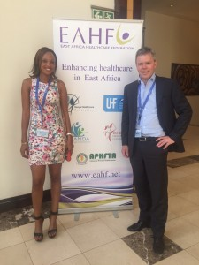 East African Health Federation conference